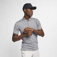 Men's Nike Dri-Fit Striped Tiger Woods Golf Polo