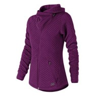 Women's New Balance Heat Loft Asym Jacket