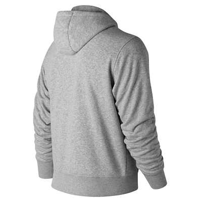 Men's New Balance Essentials Stacked Logo Pullover Hoodie