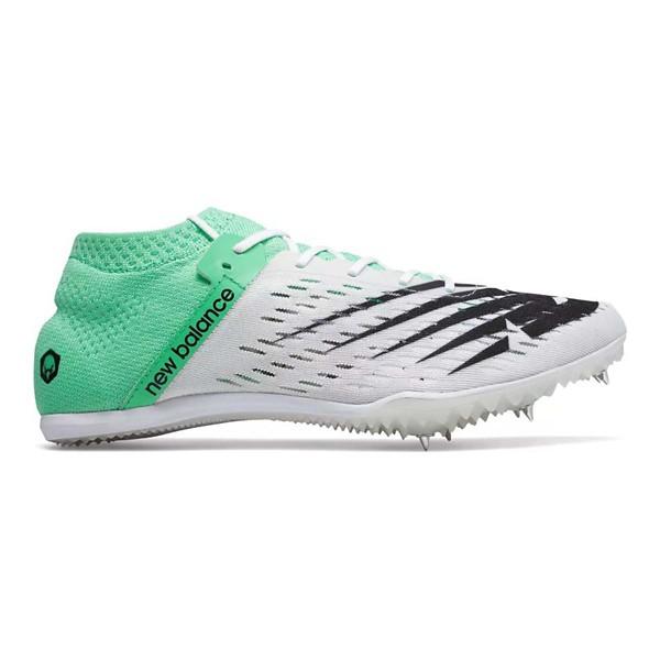 White/Neon Emerald