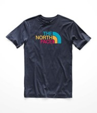 Men's The North Face Half Dome Tri-Blend Short Sleeve Shirt