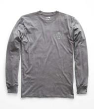 Men's The North Face 90s Script Long Sleeve Shirt