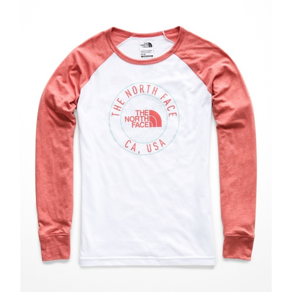 TNF White Heather/Faded Rose Heather