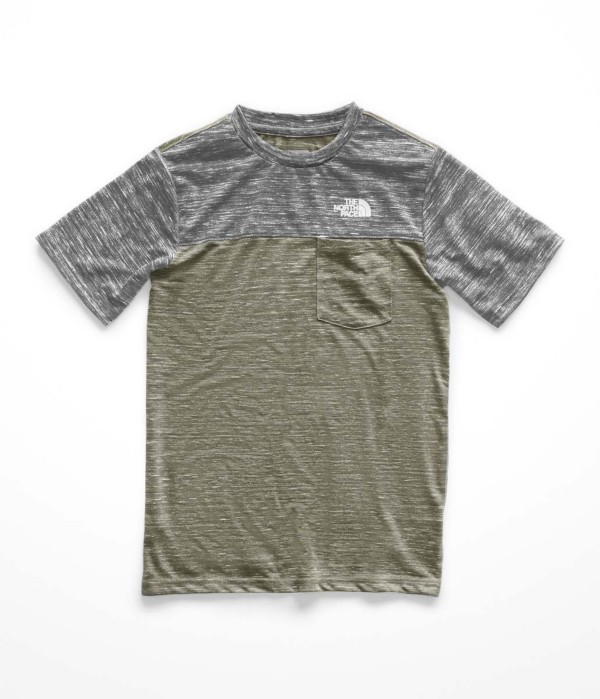 New Taupe Green Heather