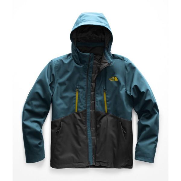 Asphalt Grey/Kodiak Blue