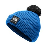 Toddler The North Face Box Logo Pom Beanie