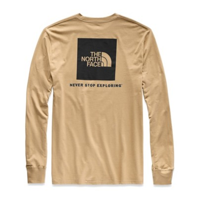 Men's The North Face Red Box Long Sleeve Shirt