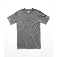 Men's The North Face Tri-Blend Edge To Edge Bear T-Shirt