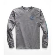 Men's The North Face Gradient Logo Long Sleeve Shirt
