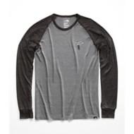 Men's The North Face Tri-Blend Trucks Baseball T-Shirt