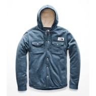 Men's The North Face Sherpa Patrol Snap-Up Hoodie