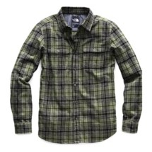 Men's The North Face Arroyo Flannel Long Sleeve Shirt