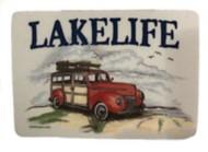 Blue 84 Lake Life Sticker