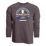 Women's Blue 84 High End Minnesota Long Sleeve