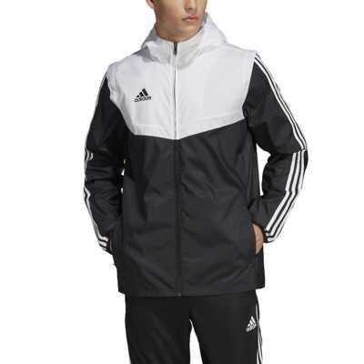 adidas fleece lined windbreaker