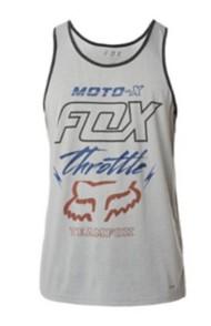 Men's Fox Ridres Throttled Tank