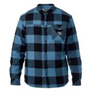 Men's Fox Racing Chicane Sherpa Flannel Shirt