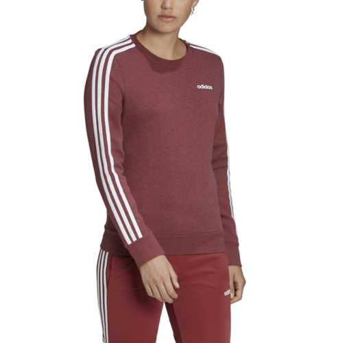 Women's adidas Essential 3 Stripe Crew