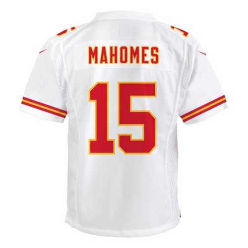 Nike Kids' Kansas City Chiefs Patrick Mahomes Game Jersey