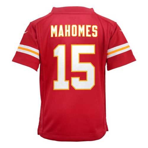 Toddler Nike Kansas City Chiefs Patrick Mahomes Game Jersey