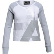 Youth Girls' Under Armour Rival Crew