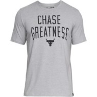 Men's Under Armour Project Rock Chase Greatness T-Shirt
