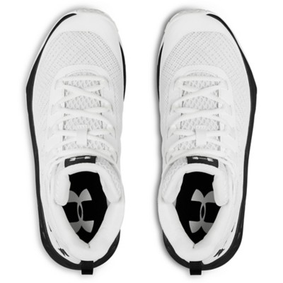 Women's Under Armour  Jet Mid Basketball Shoes