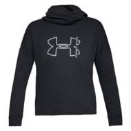 Women's Under Armour Fleece Rival Big Logo Hoodie