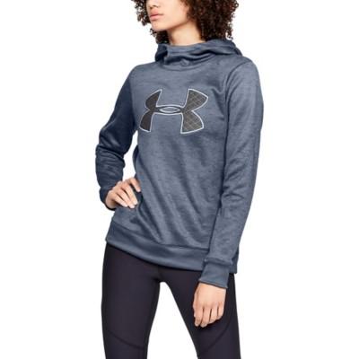 Tap to Zoom  Women s Under Armour ARMOUR Fleece Big Logo Hoodie 3ed829831b03