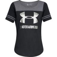 Women's Under Armour Sportstyle Baseball T-Shirt