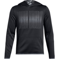 Youth Boys' Under Armour Branded Fleece Hoodie