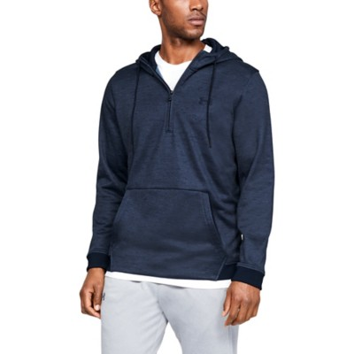 the latest dc184 a9231 Tap to Zoom  Men s Under Armour ARMOUR Fleece 1 2 Zip Hoodie