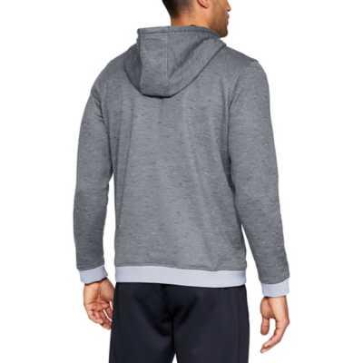 Men's Under Armour Fleece Armour 1/2 Zip Hoodie