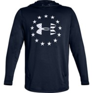 Men's Under Armour Freedom Tech Terry Hoodie