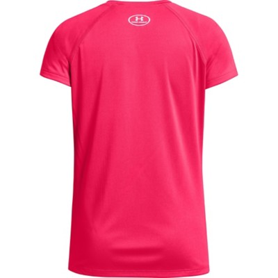 Youth Girls' Under Armour Big Logo T-Shirt