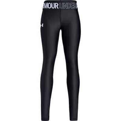 New Under Armour Girl/'s Heatgear Leggings