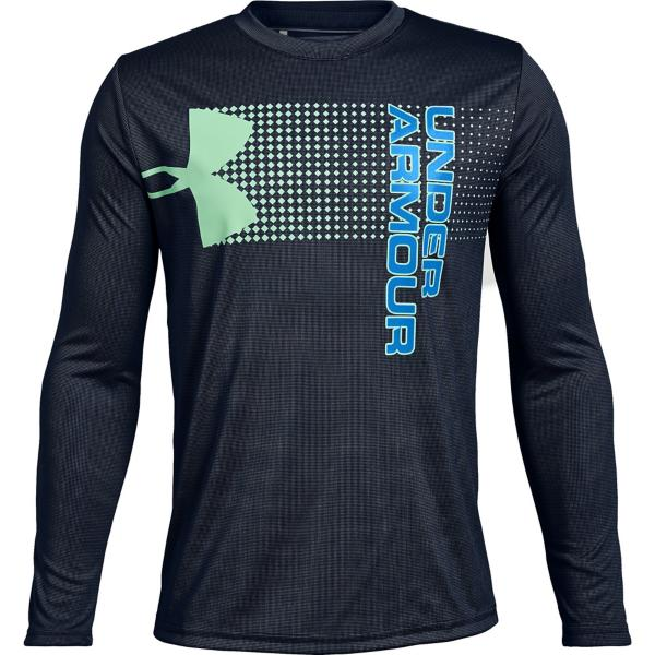 dc20ea34f815 ... Youth Boys  Under Armour Crossfade Long Sleeve Shirt Tap to Zoom   Academy