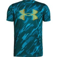 Youth Boys' Under Armour Tech Big Logo Printed T-Shirt