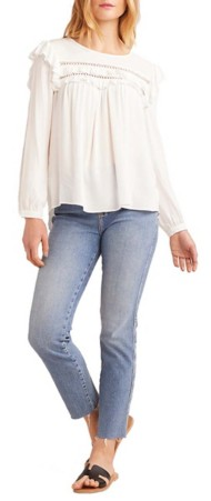 Womens' Jack Fine And Fancy Long Sleeve Shirt