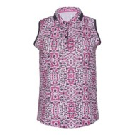 Women's Bette & Court Upbeat Sleeveless Polo