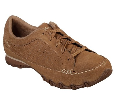 Women's Skechers Bikers Contained Shoes