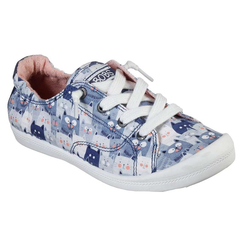 Women's Skechers Bobs Kitty Concert Shoes