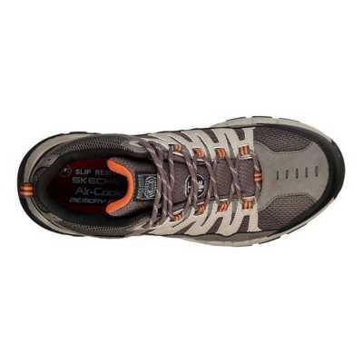 Men's Skechers Queznell Steel Toe Waterproof Boots