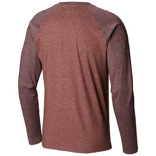 Men's Columbia Thistletown Park Raglan Long Sleeve Shirt