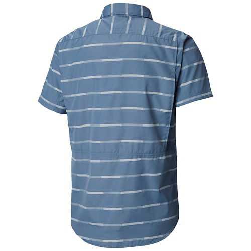 Men's Columbia Silver Ridge 2.0 Multi Plaid Short Sleeve Shirt