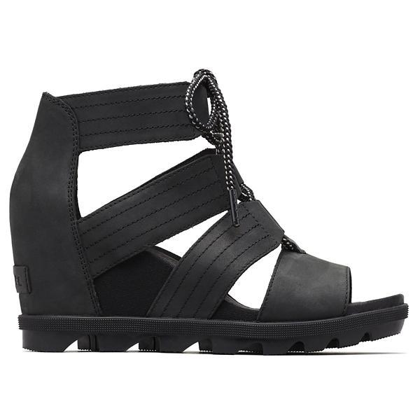 22d43b68f285 Women s Sorel Joanie II Lace Wedge Sandals