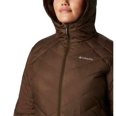 c3a74a353 Women's Columbia Plus Size Heavenly Long Hooded Jacket