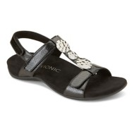 Women's Vionic Farra Lizard Adjustable Sandals