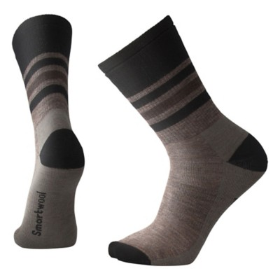 Striped Hike Medium Crew Socks