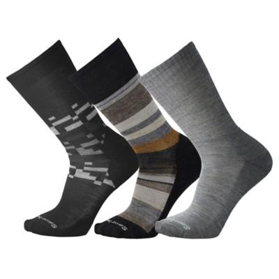 Men's Smartwool Trio 2 3 Pack Socks